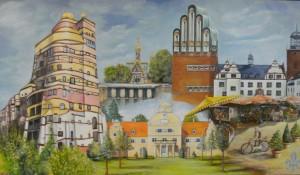 herbstliches Darmstadt